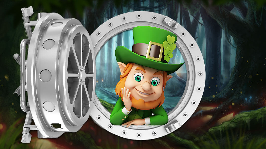 Your Saint Patrick's Day luck is in at Bella Vegas Online Casino