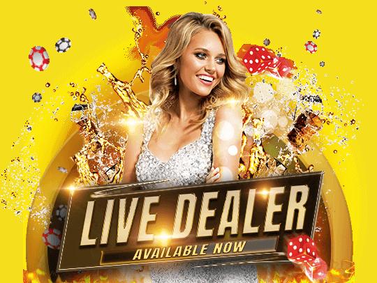 If you've never played Live Dealer games