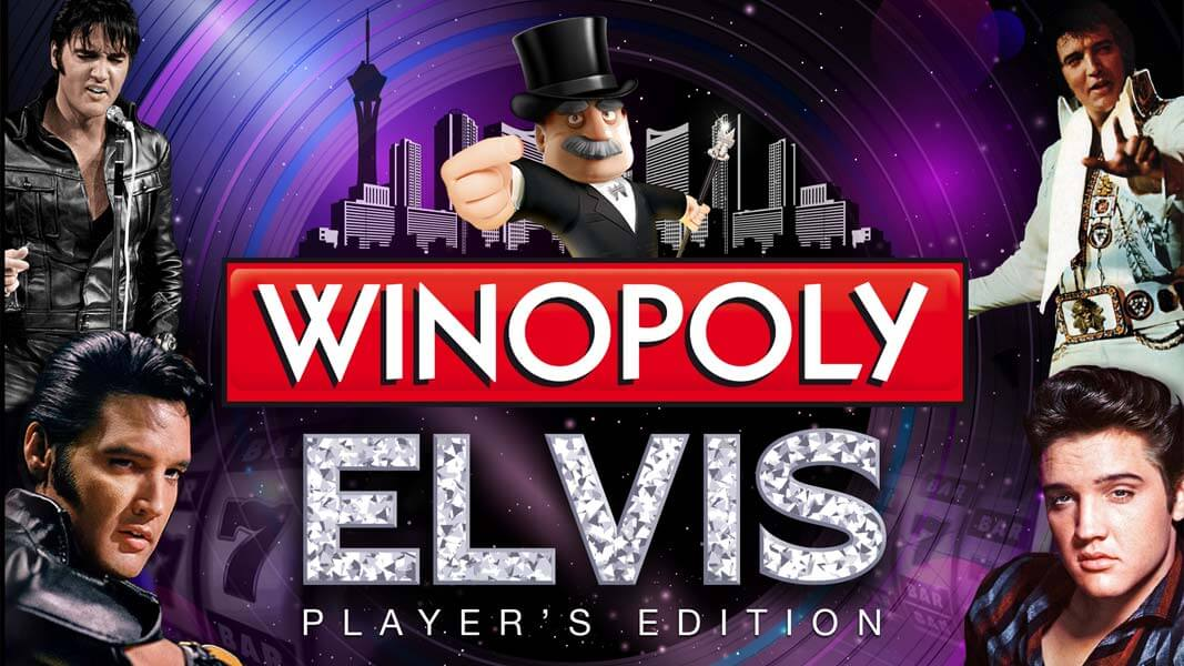 In celebration of Elvis – play Winopoly at Bella Vegas Online Casino